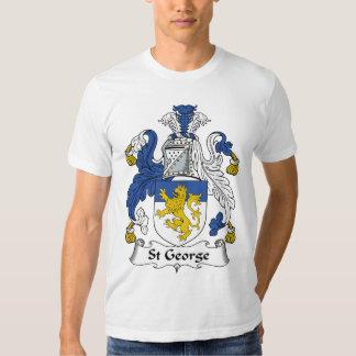 Escudo de la familia de San Jorge Poleras