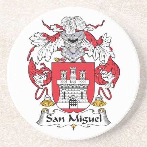 Escudo de la familia de San Miguel Posavasos Manualidades