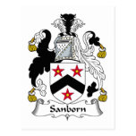 Escudo de la familia de Sanborn Postal