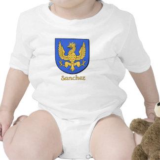 Escudo de la familia de Sánchez Camiseta