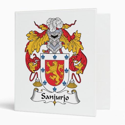 Escudo de la familia de Sanjurjo