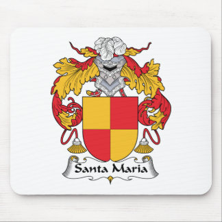 Escudo de la familia de Santa María Alfombrilla De Ratón