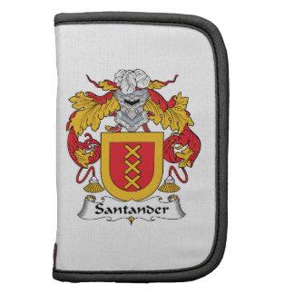 Escudo de la familia de Santander Planificadores
