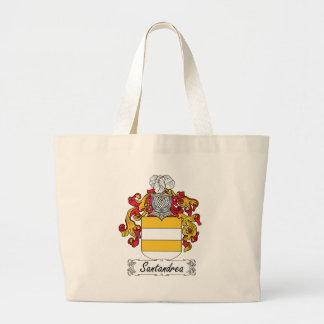 Escudo de la familia de Santandrea Bolsas