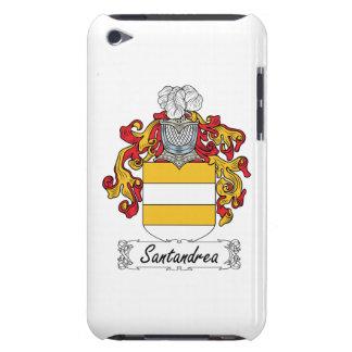 Escudo de la familia de Santandrea iPod Touch Funda