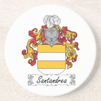Escudo de la familia de Santandrea Posavasos Manualidades