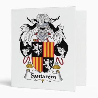 Escudo de la familia de Santarem