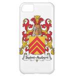 Escudo de la familia de Santo-Aubert