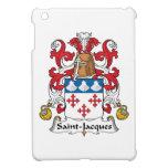 Escudo de la familia de Santo-Jacques