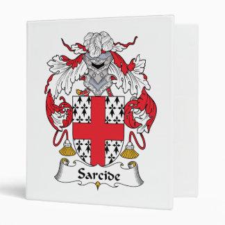 Escudo de la familia de Sarcide