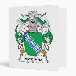 Escudo de la familia de Sardinha