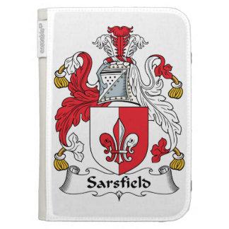 Escudo de la familia de Sarsfield