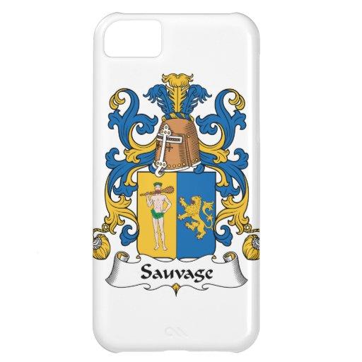 Escudo de la familia de Sauvage