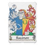 Escudo de la familia de Sazonov