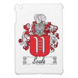 Escudo de la familia de Scala iPad Mini Fundas