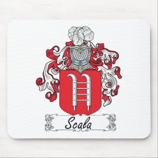 Escudo de la familia de Scala Tapete De Ratón
