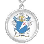 Escudo de la familia de Schaar Collares Personalizados