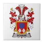 Escudo de la familia de Schaar Tejas