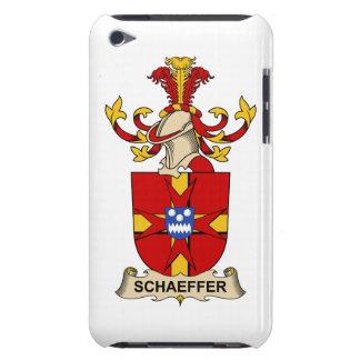 Escudo de la familia de Schaeffer iPod Touch Case-Mate Coberturas