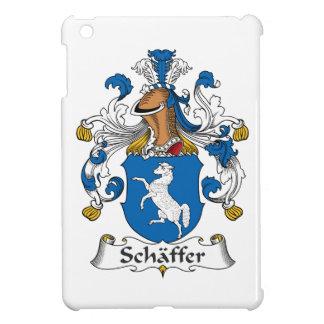 Escudo de la familia de Schaffer iPad Mini Fundas