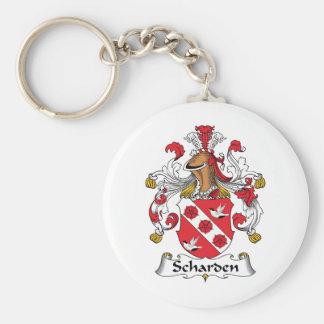 Escudo de la familia de Scharden Llavero