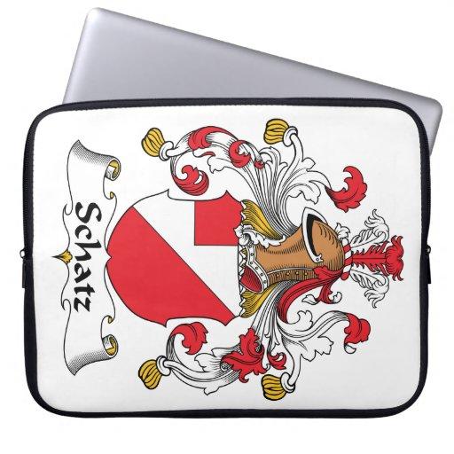 Escudo de la familia de Schatz Manga Portátil
