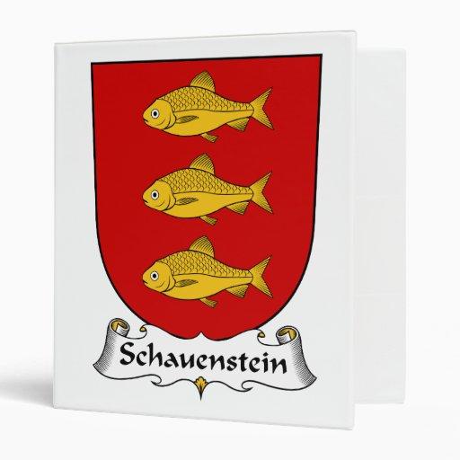 Escudo de la familia de Schauenstein