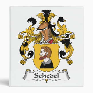 Escudo de la familia de Schedel