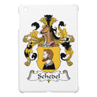 Escudo de la familia de Schedel iPad Mini Carcasas