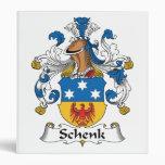Escudo de la familia de Schenk