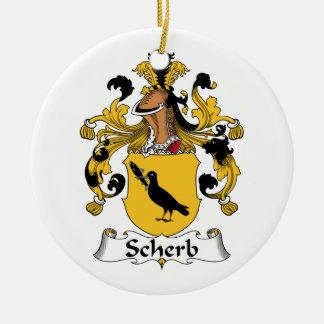Escudo de la familia de Scherb Adorno Para Reyes