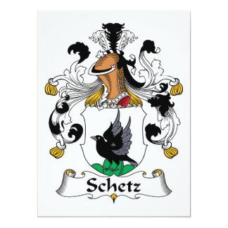 Escudo de la familia de Schetz