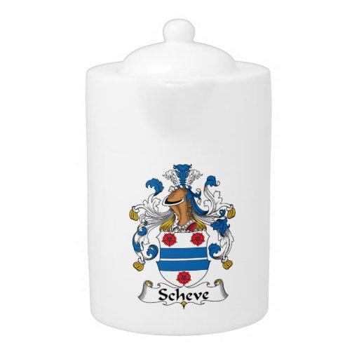 Escudo de la familia de Scheve