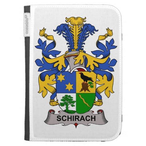 Escudo de la familia de Schirach