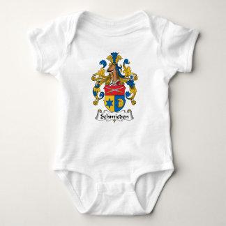 Escudo de la familia de Schmieden Camisas