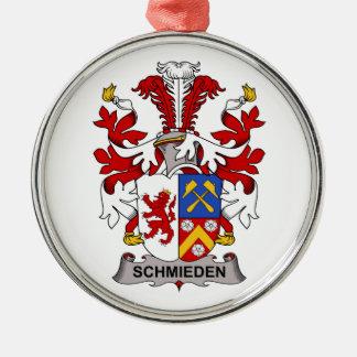 Escudo de la familia de Schmieden Ornamentos Para Reyes Magos
