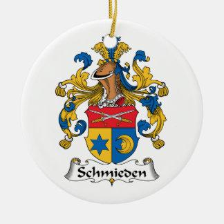 Escudo de la familia de Schmieden Ornatos