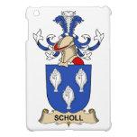 Escudo de la familia de Scholl iPad Mini Cárcasa