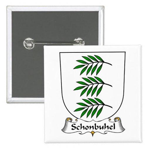 Escudo de la familia de Schonbuhel Pin