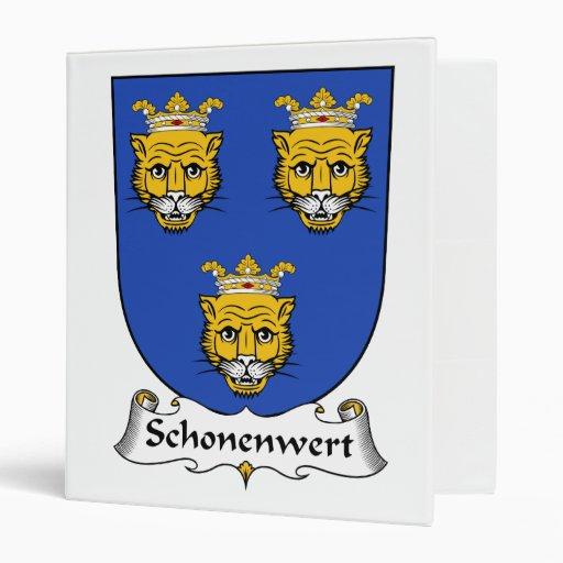 Escudo de la familia de Schonenwert