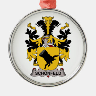 Escudo de la familia de Schonfeld Ornatos