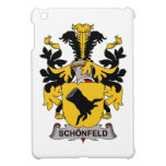 Escudo de la familia de Schonfeld iPad Mini Coberturas