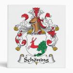 Escudo de la familia de Schoning