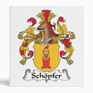 Escudo de la familia de Schopfer