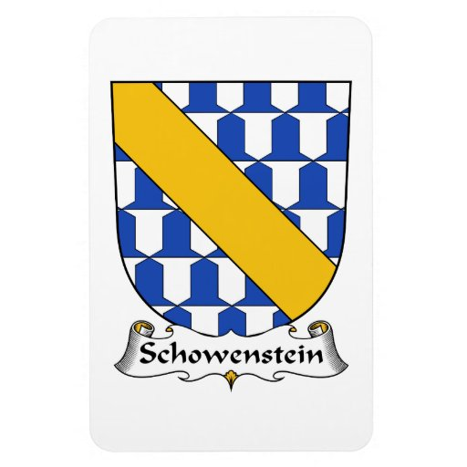 Escudo de la familia de Schowenstein Iman