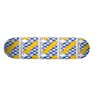Escudo de la familia de Schowenstein Skate Boards