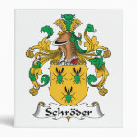 Escudo de la familia de Schroder
