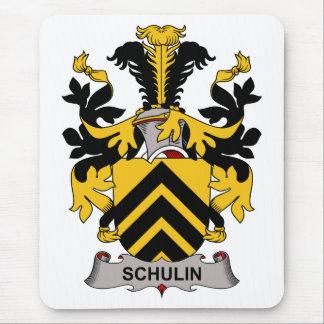 Escudo de la familia de Schulin Tapete De Ratón