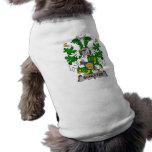 Escudo de la familia de Schultze Camisa De Perrito