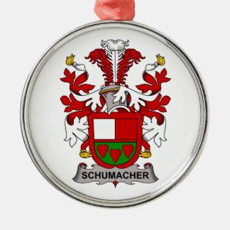 Escudo de la familia de Schumacher Adorno